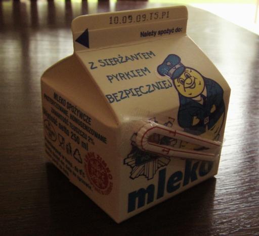 Szkolne mleko