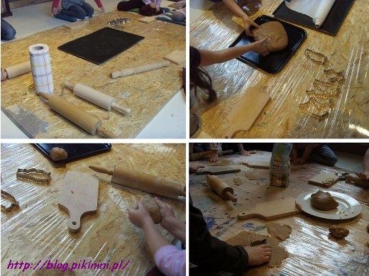 Muminkowe pieczenie w Księdzeręce