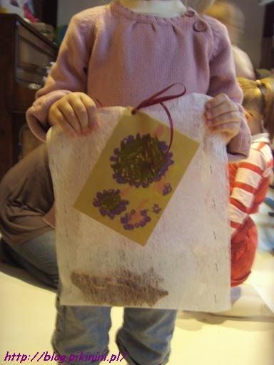 Prezentowe torebki z Muminkami