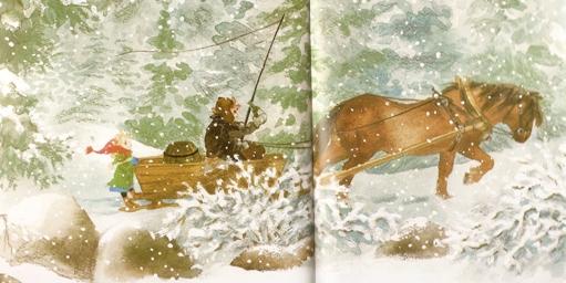 """""""Patrz Madika, pada śnieg"""""""