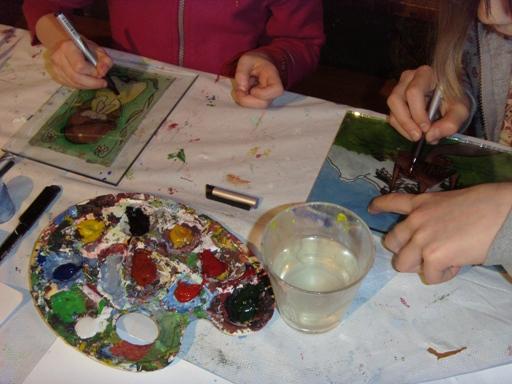 Malowanie na szkle