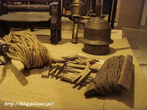 Drewniane klamerki