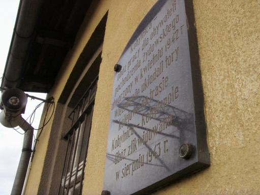 Żydzi w Kobylnicy