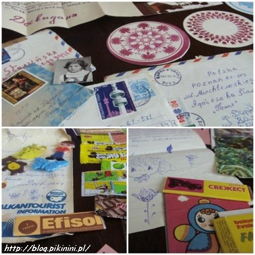 Listy z Bułgarii