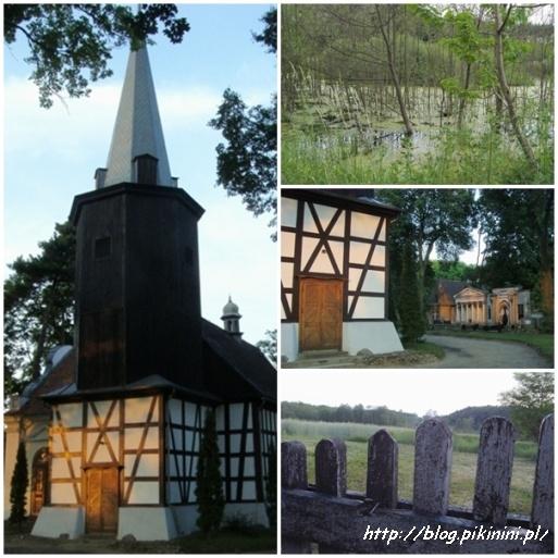 Kościół drewniany w Uzarzewie