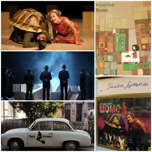 Momo, Teatr Syrena
