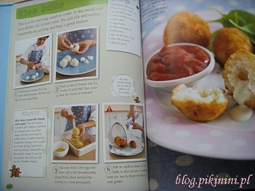 Przepis na ryżowe kuleczki