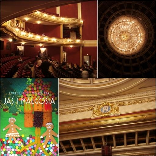 Jaś i Małgosia w Teatrze Wielkim w Poznaniu