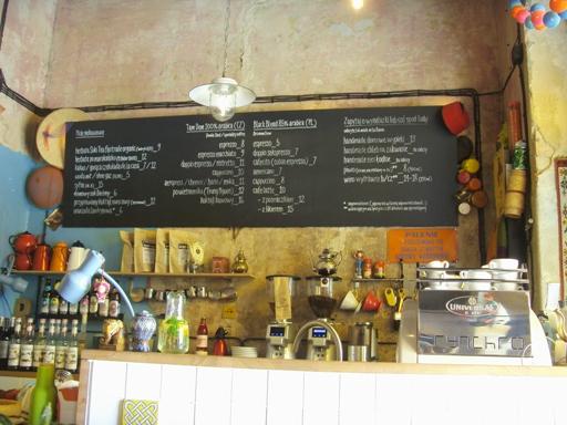 W Cafe La Ruina