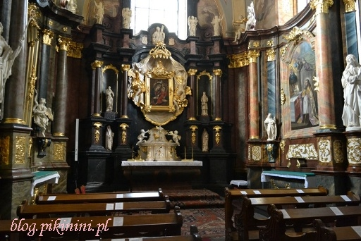 kaplica MB Szkaplerznej