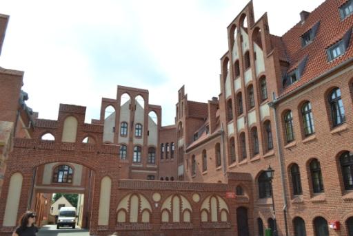 Klasztor w Chełmnie