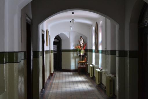 Krużganki klasztorne w Chełmnie