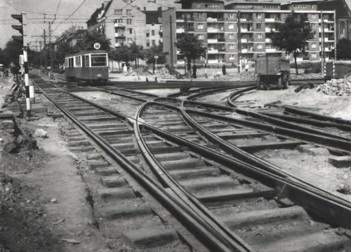 ulica Królowej Jadwigi w Poznaniu