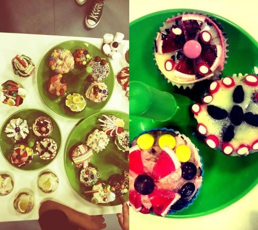 Warsztaty pieczenia fairy cakes