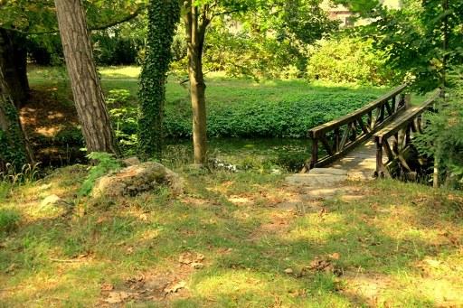 Będlewo park
