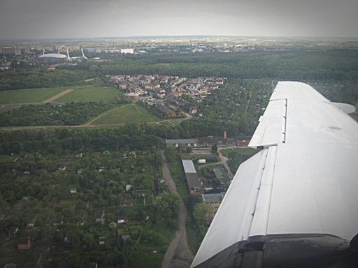 Hamburg z wysoka...