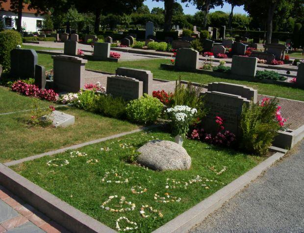 Cmentarz w Vimmerby