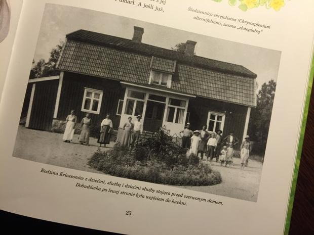 Dom w czasach Astrid Lindgren