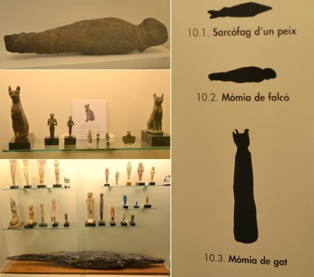 Mumie na Montserrat