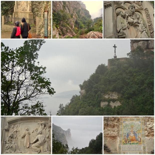 Spacer po Montserrat