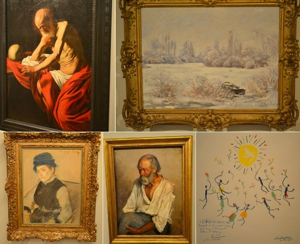 Obrazy na Montserrat
