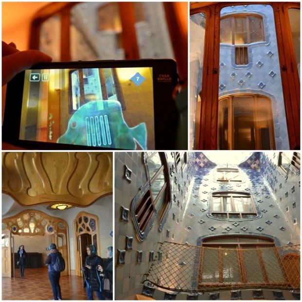 Wnętrza Casa Batlló