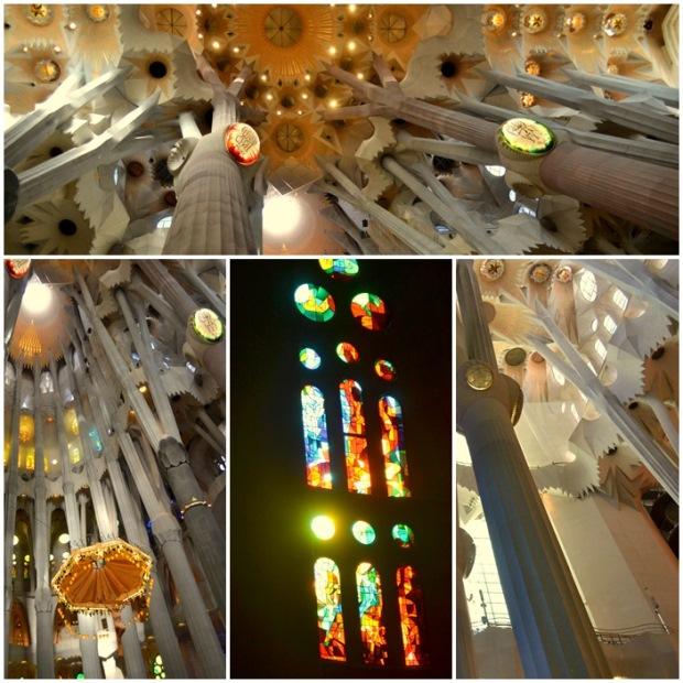 Światło w Sagradzie