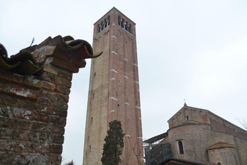 Campanilla w Torcello