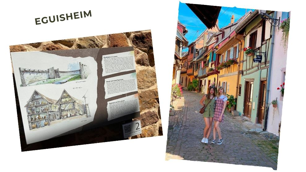 Eguisheim Alzacja