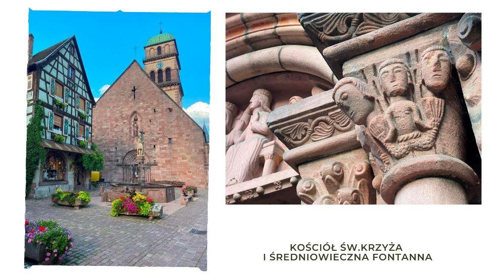 Kościółek w Kaysersberg