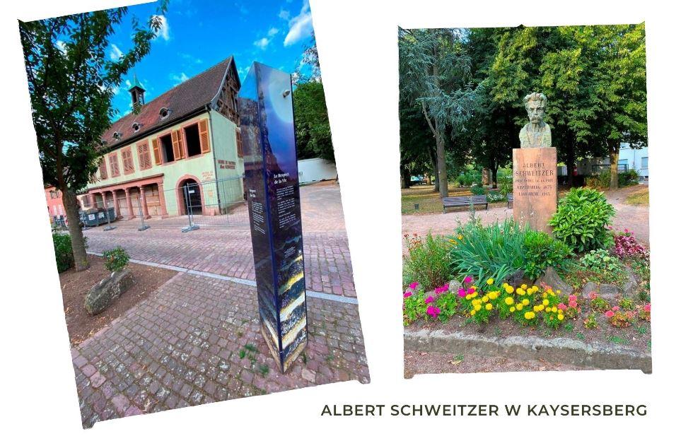 Albert Schweitzer Kaysersberg